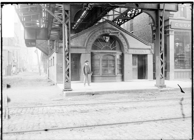 18th (CTA South Side main line station)