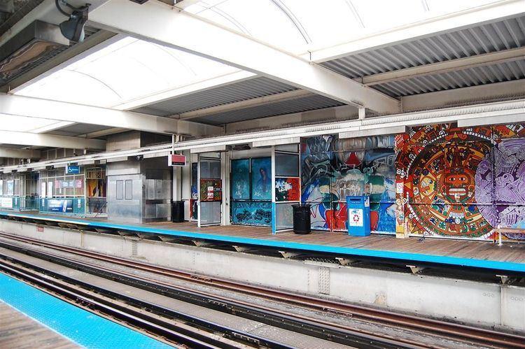 18th (CTA station)