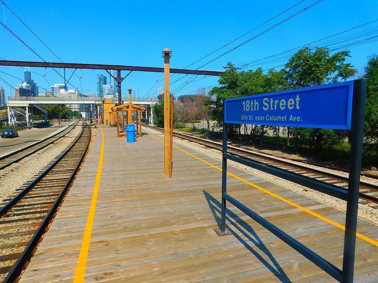 18th Street station (Illinois)