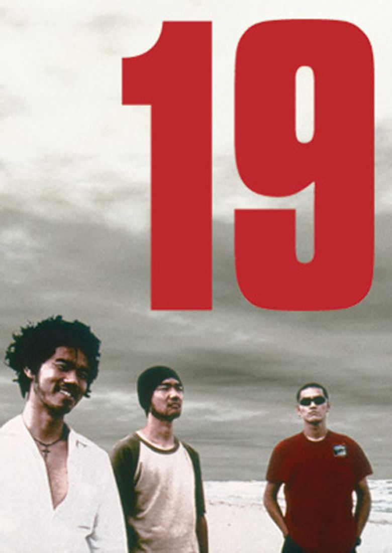 19 (film) movie poster