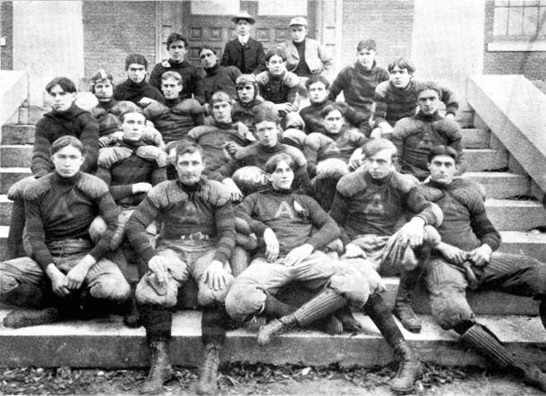 1900 Auburn Tigers football team