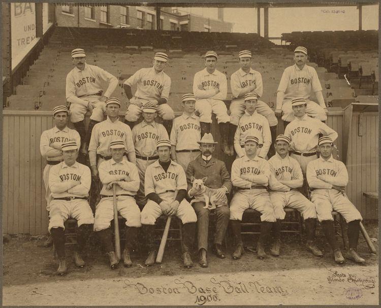 1900 Boston Beaneaters season