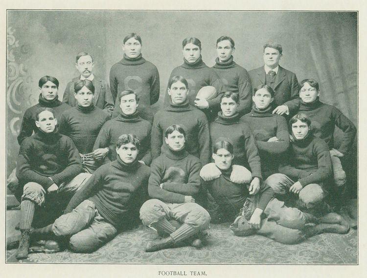 1900 Carlisle Indians football team