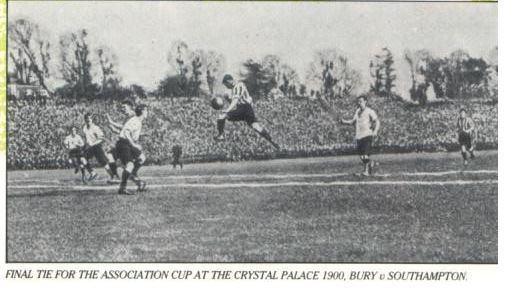 1900 FA Cup Final contentfacupfinalscoukburyvsouthamptonjpg