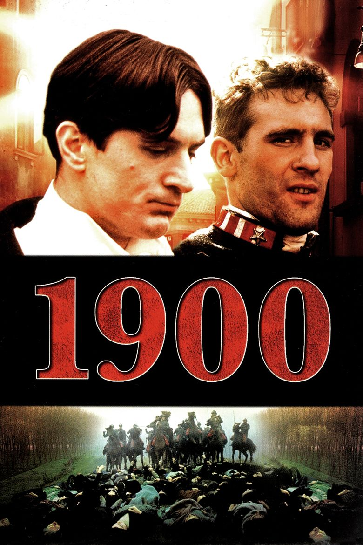 1900 (film) movie poster