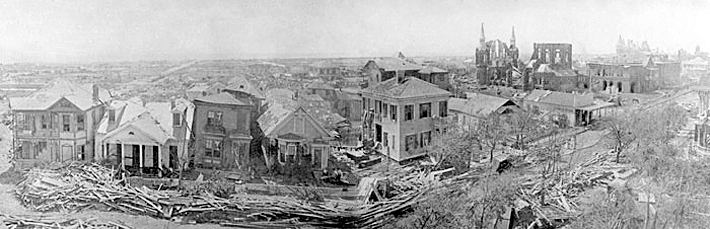 1900 Galveston hurricane The 1900 Storm Galveston Texas