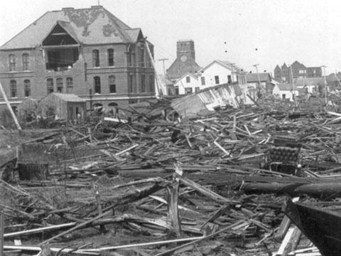 1900 Galveston hurricane Galveston Hurricane of 1900