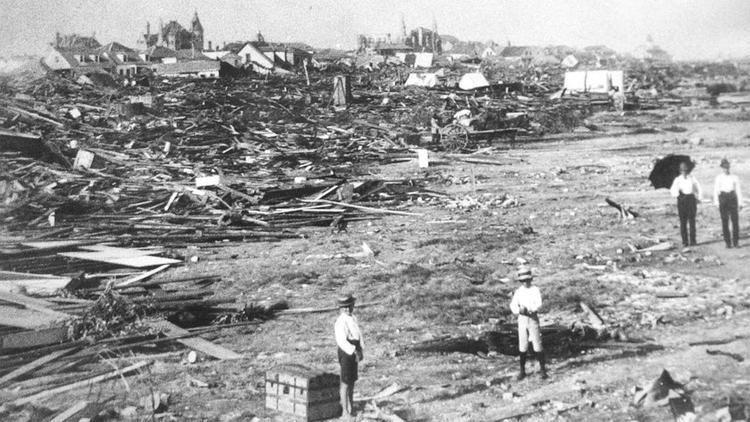 1900 Galveston hurricane Today marks anniversary of the 1900 Great Galveston Hurricane