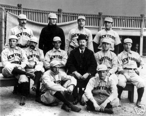 1900 New York Giants season