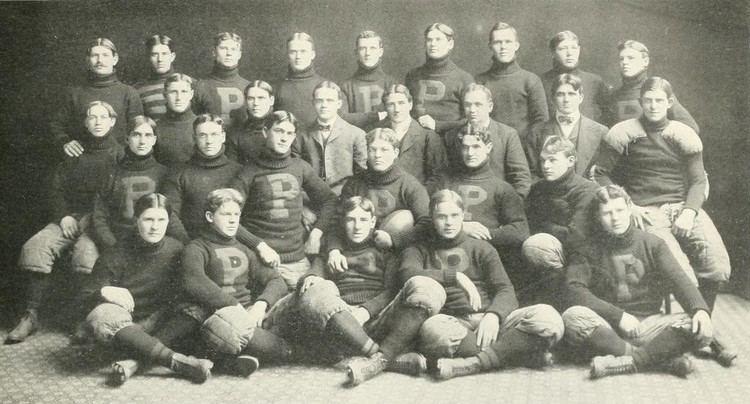 1900 Purdue Boilermakers football team