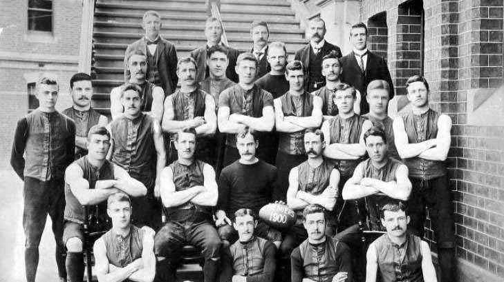 1900 VFL Grand Final