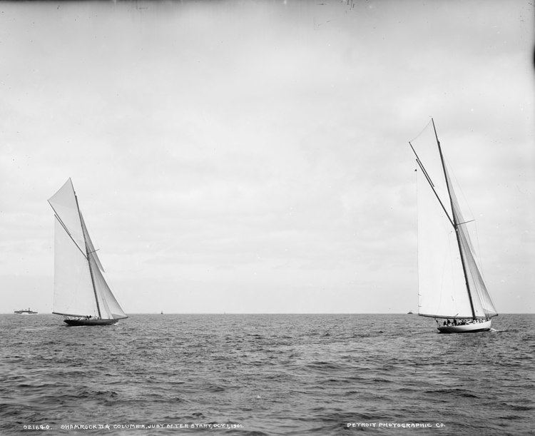 1901 America's Cup