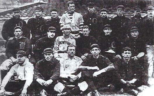 1901 Baltimore Orioles season