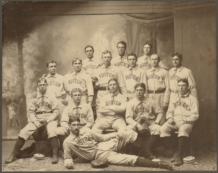 1901 Boston Americans season