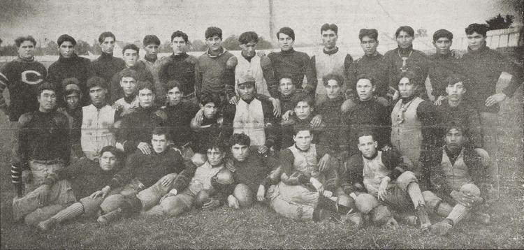 1901 Carlisle Indians football team