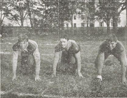 1901 Columbia Lions football team