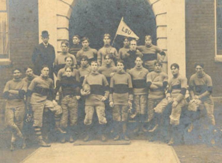 1901 LSU Tigers football team