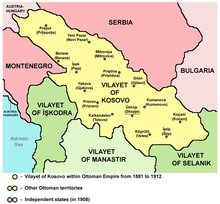 1901 massacres of Serbs