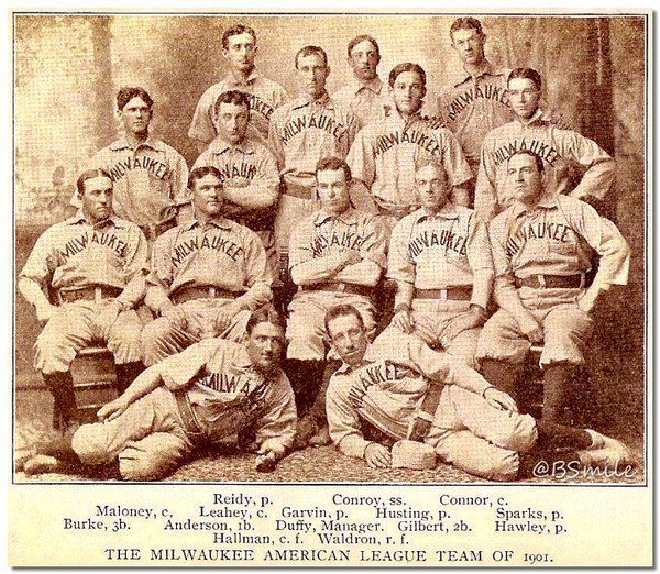 1901 Milwaukee Brewers season