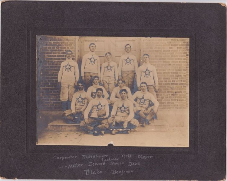 1901 Texas A&M Aggies football team