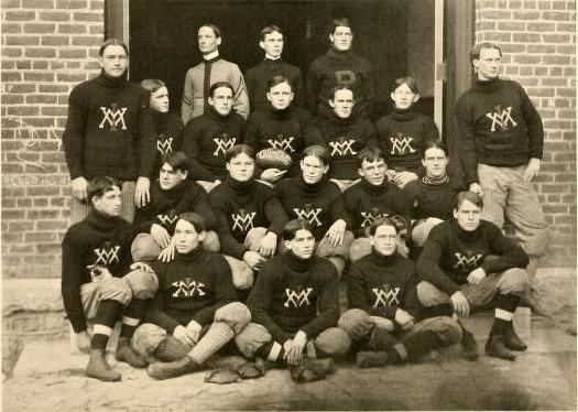 1901 VMI Keydets football team