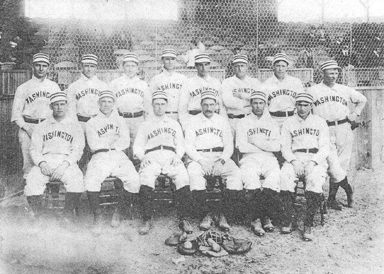 1901 Washington Senators season