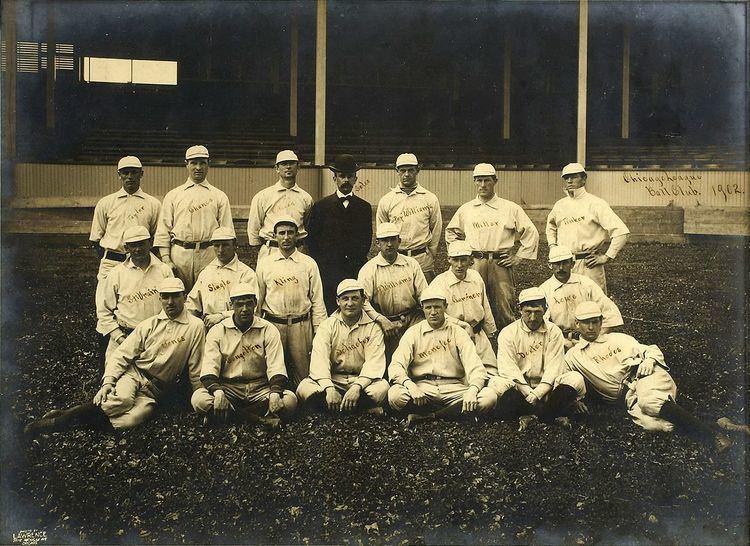 1902 Chicago Orphans season