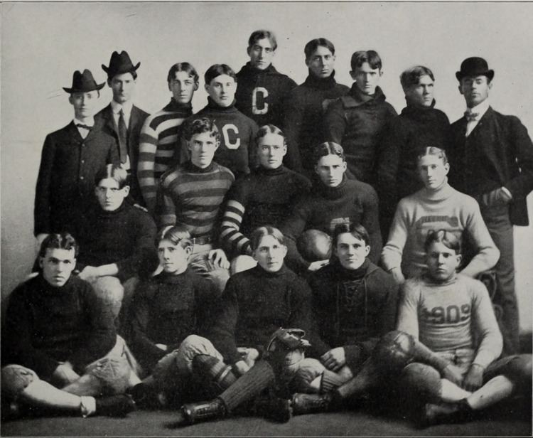 1902 Clemson Tigers football team