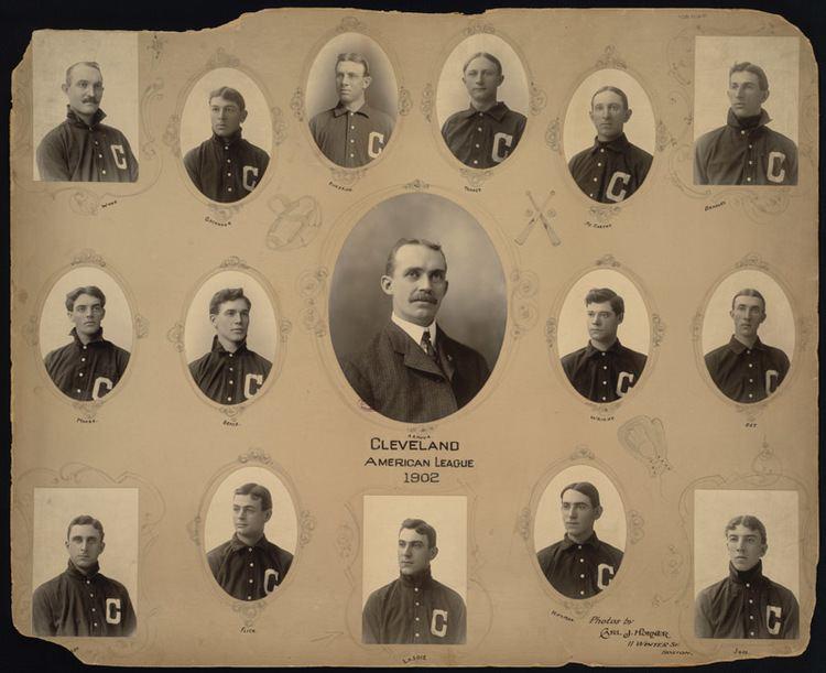 1902 Cleveland Bluebirds season
