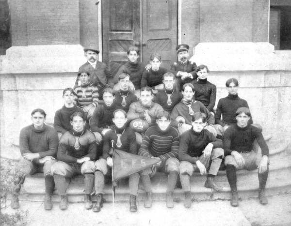 1902 East Florida Seminary football team