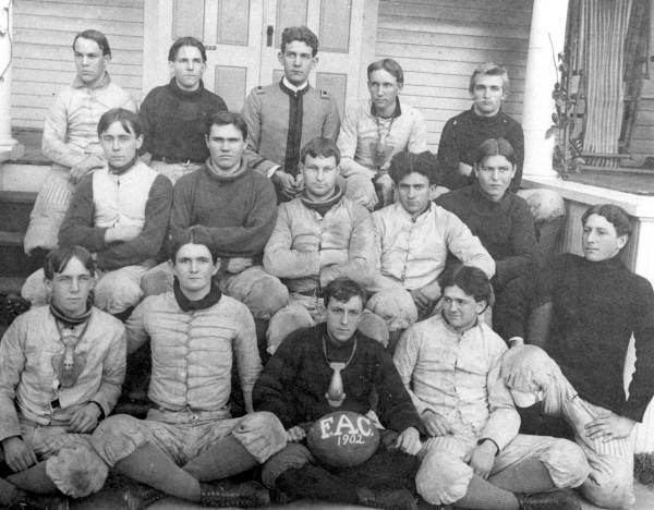 1902 Florida Agricultural College football team