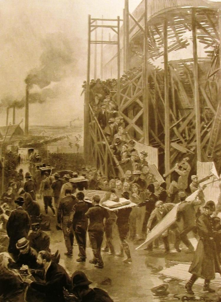 1902 Ibrox disaster The Ibrox Disaster 1902 A National Tragedy GALLIMAUFRY