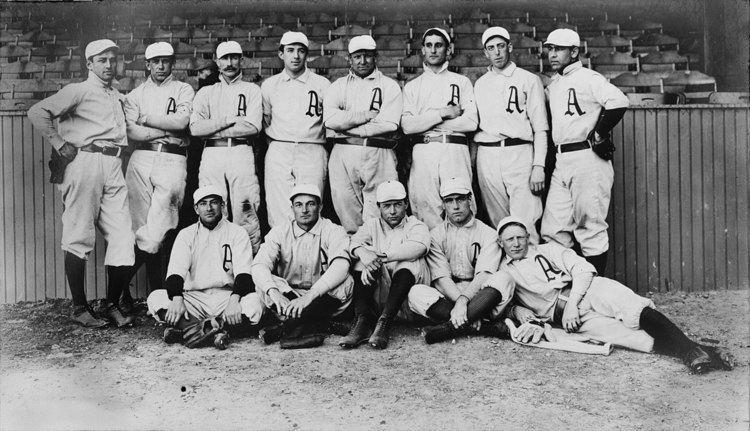 1902 Philadelphia Athletics season