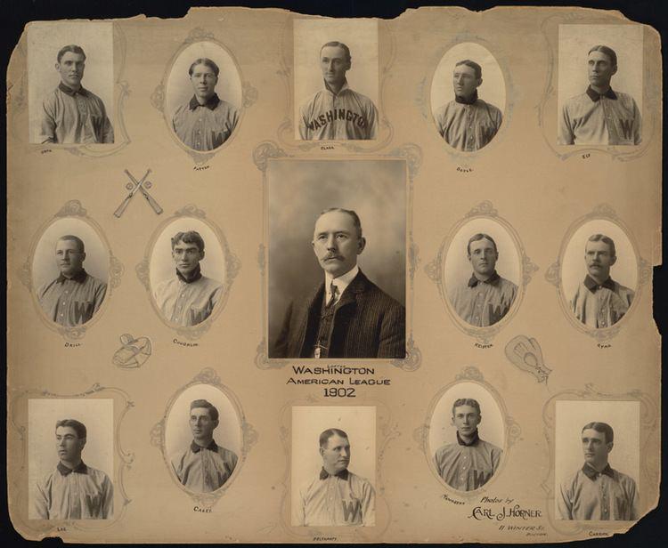 1902 Washington Senators season