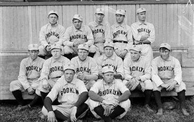 1903 Brooklyn Superbas season