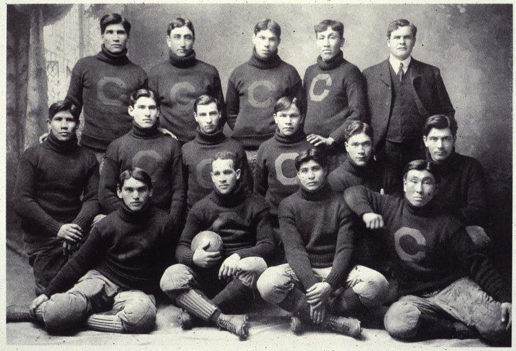 1903 Carlisle Indians football team