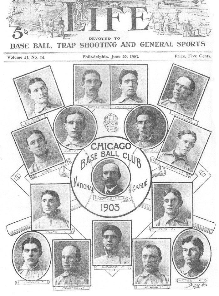 1903 Chicago Cubs season