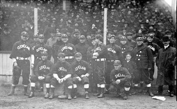 1903 Cleveland Naps season