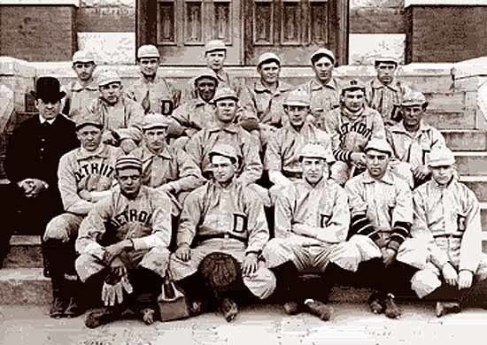 1903 Detroit Tigers season