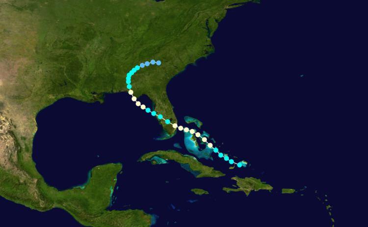 1903 Florida hurricane