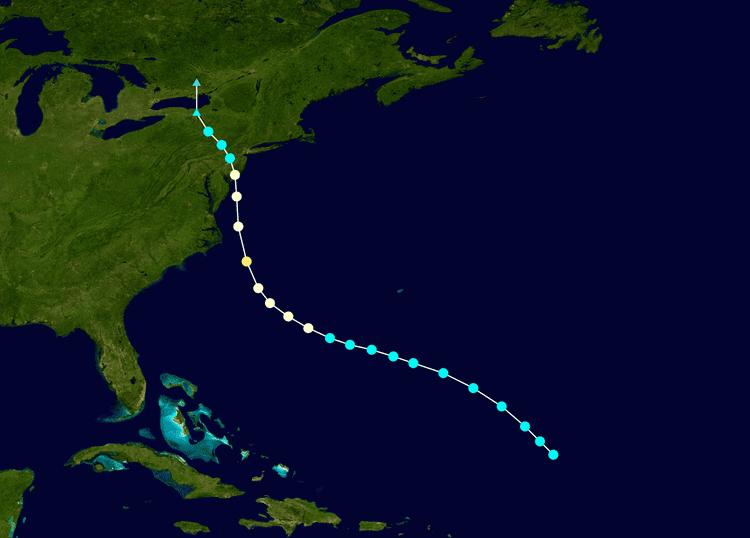 1903 New Jersey hurricane 1903 New Jersey hurricane