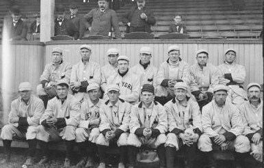 1903 New York Giants season