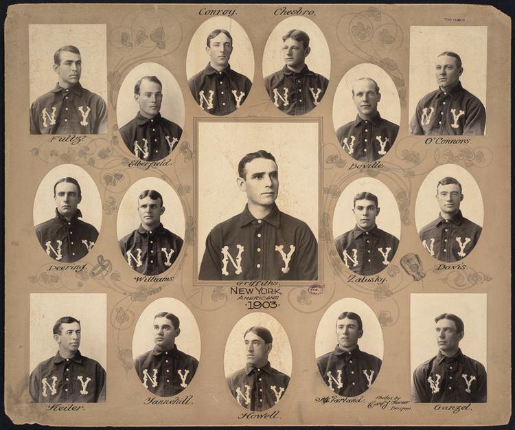 1903 New York Highlanders season