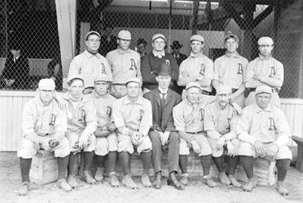 1903 Philadelphia Athletics season