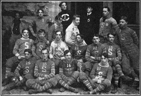 1903 Sewanee Tigers football team