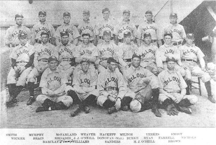 1903 St. Louis Cardinals season httpsuploadwikimediaorgwikipediacommons33