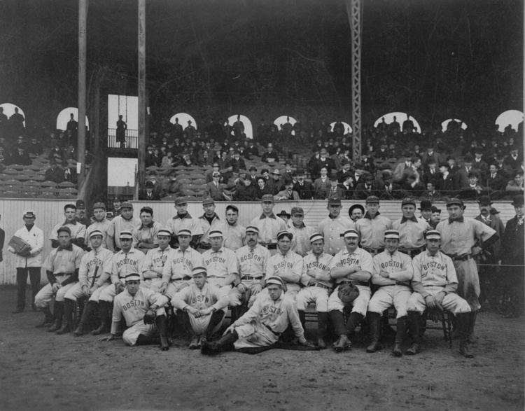 1903 World Series Huntington Avenue Grounds Ballpark History