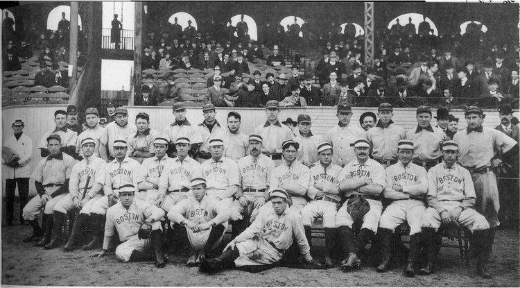 1903 World Series File1903 World Series Boston Americansjpg Wikimedia Commons