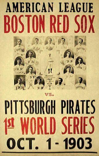 1903 World Series Pinterest The world39s catalog of ideas