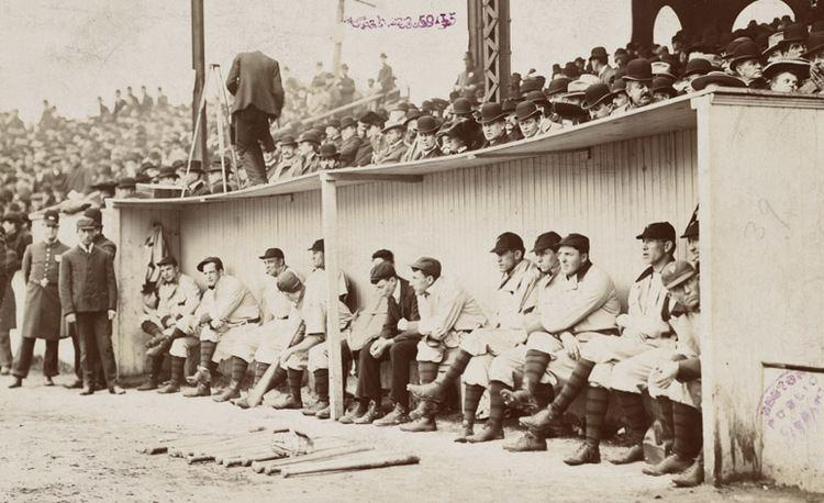 1903 World Series File1903 World Series Pittsburgh Piratesjpg Wikimedia Commons